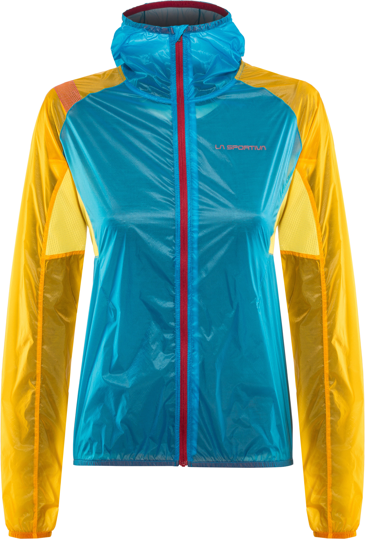 La Sportiva Briza Windbreaker Jacket Women Malibu Blue